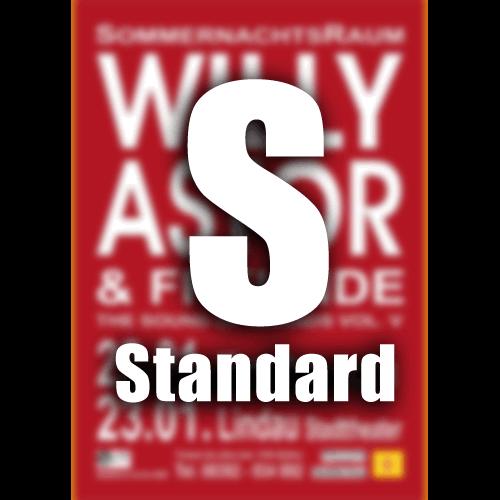 Druckplakate DIN A1 - das Standardformat günstig online kaufen bei McPoster.com