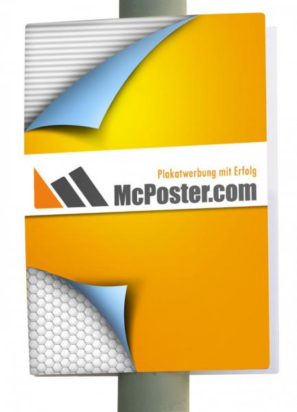 Hohlkammer DIN Formate günstig online kaufen bei McPoster.com