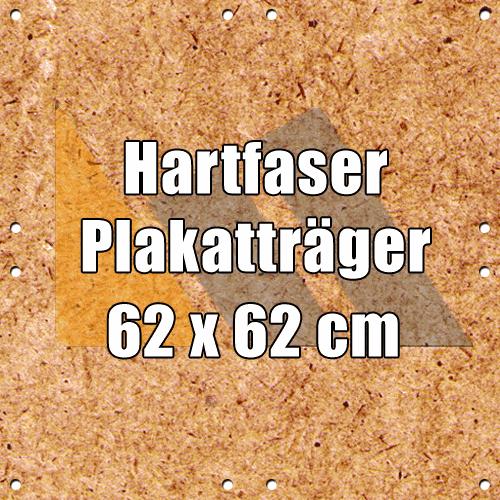Hartfaserplatten quadratisch 62 x 62 cm gebohrt günstig kaufen bei McPoster.com